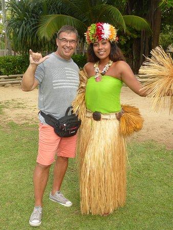 Polynesian Cultural Center: Inselschönheit
