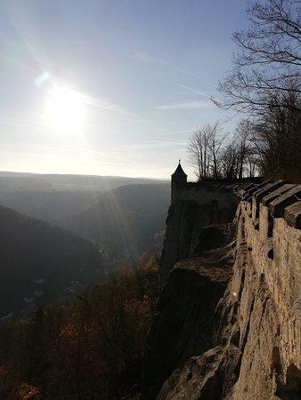 Koenigstein, Germany: Festung Königstein