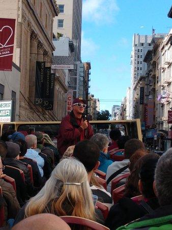 Big Bus San Francisco Hop-on Hop-off Tour Fotografie