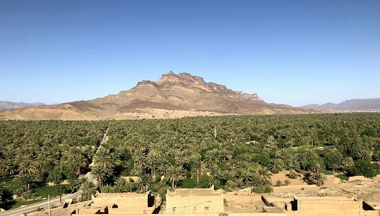 Discover Morocco Tours: The Draa is Morocco's longest river, at 1,100 kilometres.