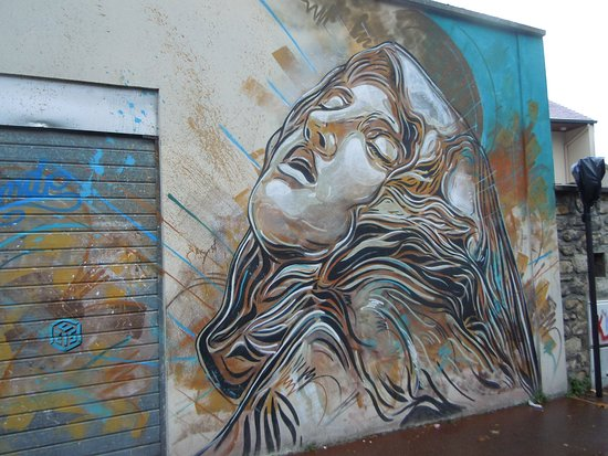 Fresque Souffrance
