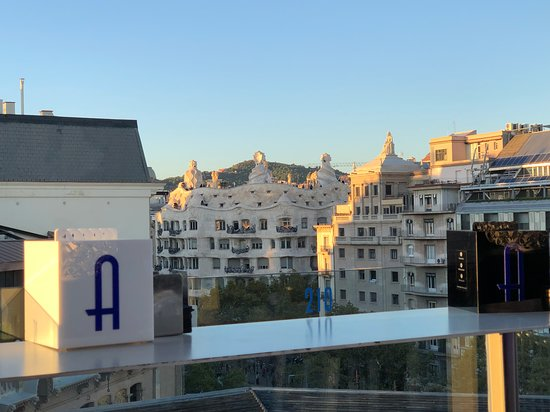 Terrace Picture Of Terraza Alaire Barcelona Tripadvisor