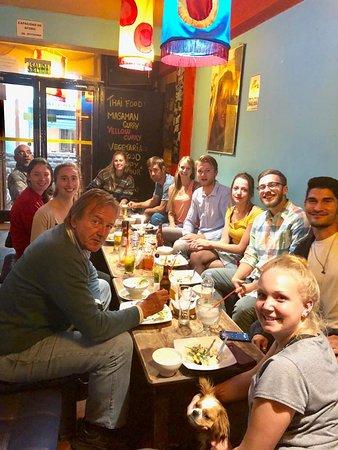 Indigo Bar Restaurant : Having a great time in Indigo!