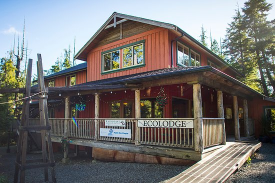 The Ecolodge at the Tofino Botanical Gardens