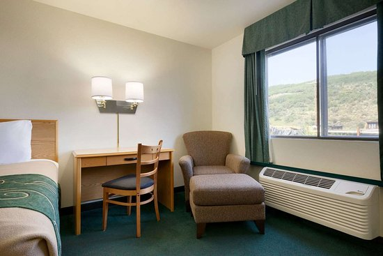 Yampa, CO: Guest room