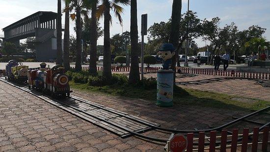 Xinying, Tainan: 小火車