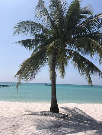 The best place in Koh rong