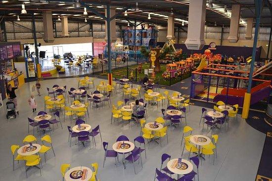 Chipmunks Play Centre & Cafe Port Kennedy