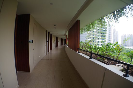 Guest Rooms Corridor Picture Of Forest City Phoenix International Marina Hotel Gelang Patah Tripadvisor