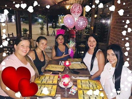 Nómada Café y Restaurante: Especialistas de lindos monentos!!