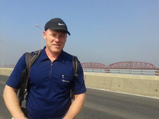 Kushtia, بنجلاديش: Solo Traveler..