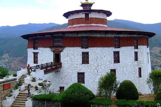 3 Noches Ingresa al Dragon Bhutan...