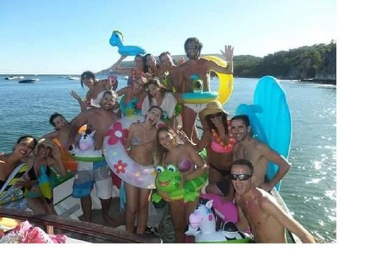 Bachelor Party in Boat Trip from...
