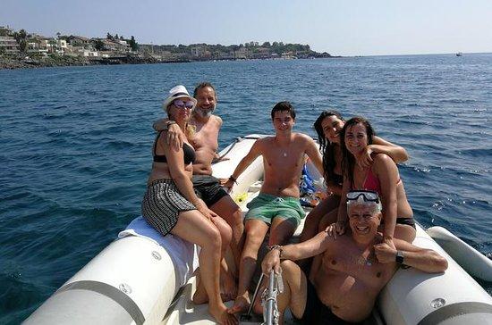 Barco de turismo