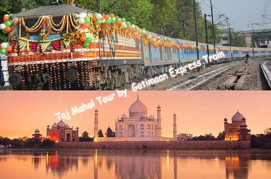 Taj Mahal and Agra Private Day-Trip...