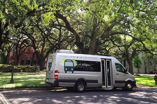 One Way Shuttle from Savannah to Charleston