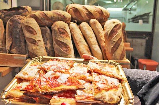 Rom Food Tour med Farmers Market ...
