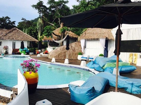 โรงแรมเกาะที่สวยงาม