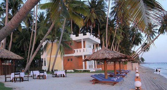 Ocean Place Mui Ne Resort: Beach Front Room
