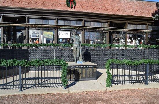 Roslyn, Вашингтон: Coal Miners Memorial