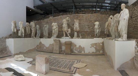 Vid, Croatia: Narona Archaeological Museum