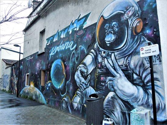 Fresque Galactic