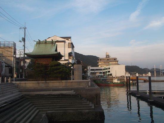 Sumiyoshihama Public Phone