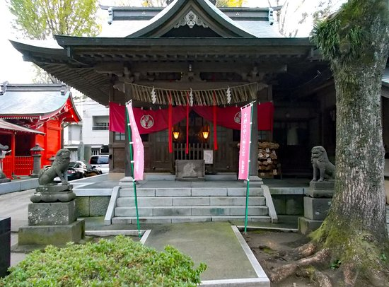 Kurumesosha Hiyoshi Shrine