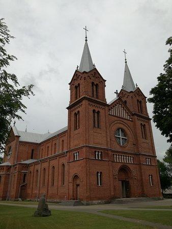 Plunge, Lithuania: Saint John the Babtist Church\