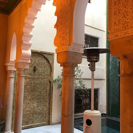 We love Riad Moullaoud!