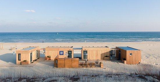 Sauny na plazy M15 Saunspot