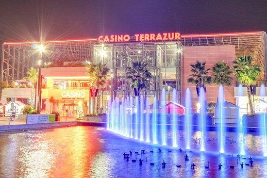 Cagnes-sur-Mer, France: Façade extérieur du Casino