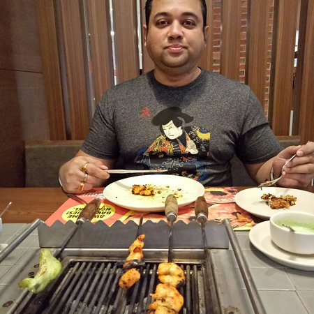 Authentic North Indian food