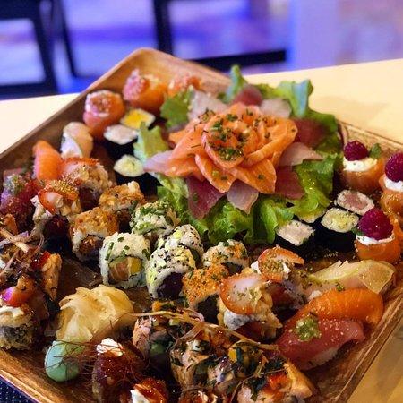Miyabi Sushi by Rodrigo Mattos: sushi