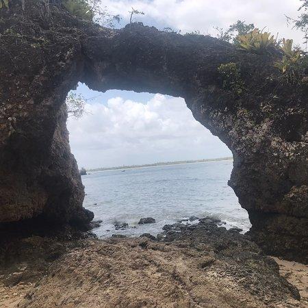 Ilha Da Pedra Furada Foto