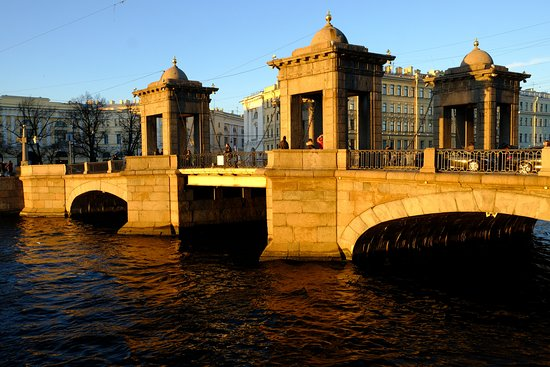 ‪Lomonosov Bridge‬