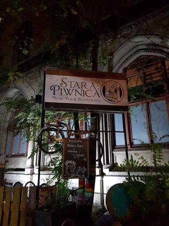 Stara Piwnica