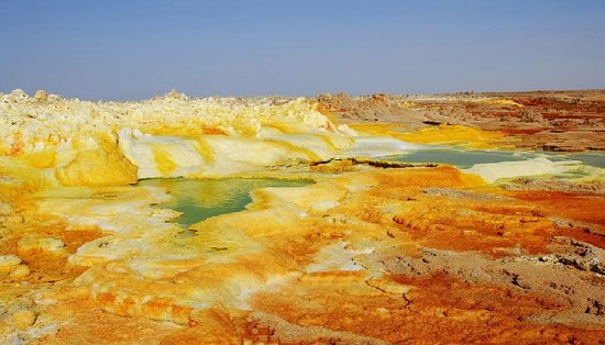 Danakil Depression Tours
