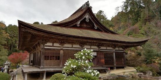 Zensui-ji Main Temple bldg