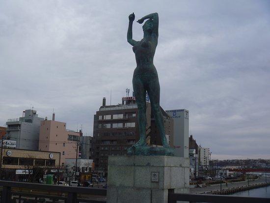 Fuyu Statue