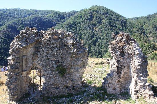 Ruderi dell'Abbazia di Sant'Angelo de Frigillo