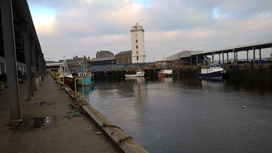 North Shields, UK: Fish Quay