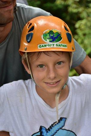 Canopy Safari: Ready for adventures!