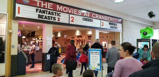 Cranberry Township, Pensilvanya: The Movies at Cranberry
