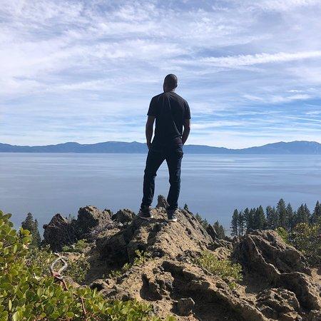 Eagle Rock Hiking Trail Foto