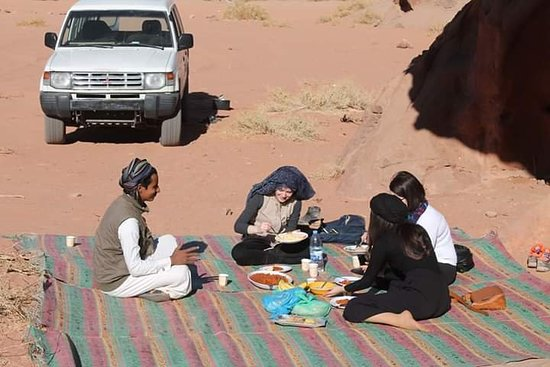 Bedouin guide Tours