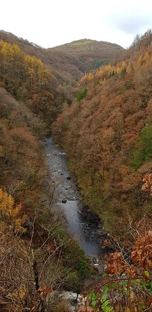 Devil's Bridge (Pontarfynach) Picture