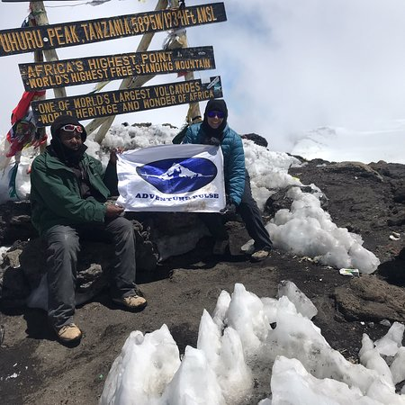 Kilimanjaro with Adventure Pulse