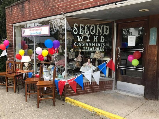 Second-Wind Consignments & Treasures