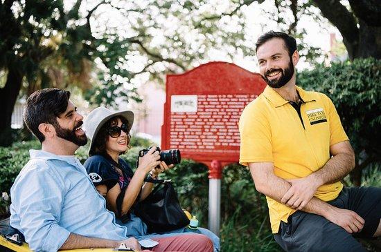 New Orleans Pedicab Tours